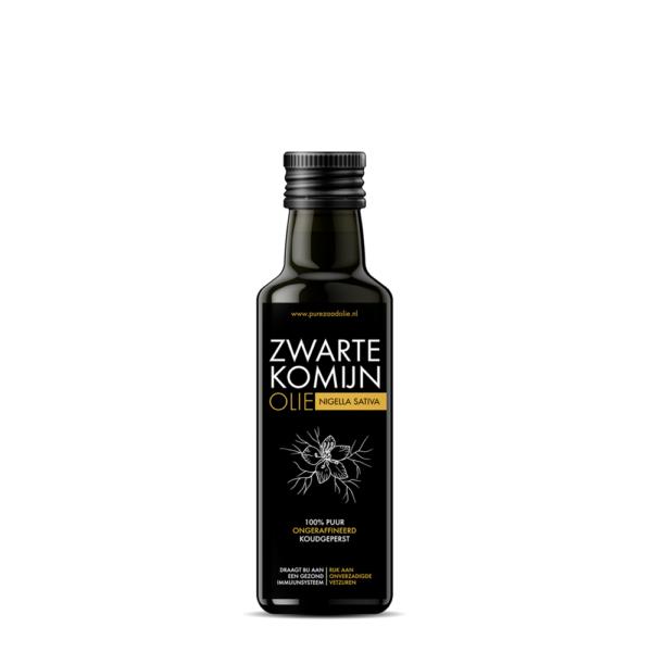 100ml NB zwarte komijn olie
