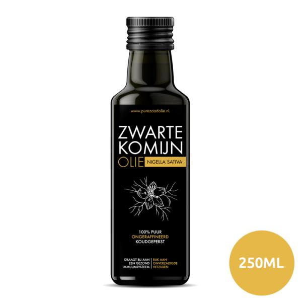 250ml NB zwarte komijn olie